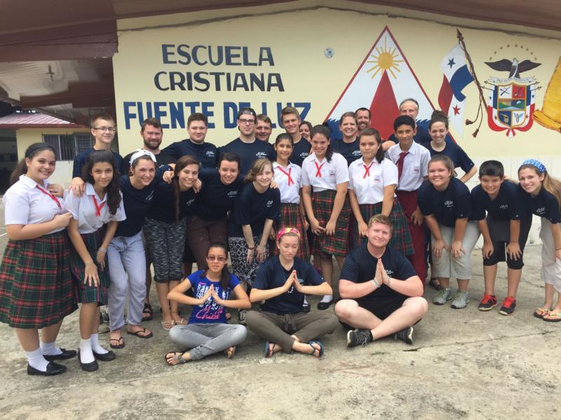 Panama Team 2015