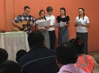 Panama sunday worship